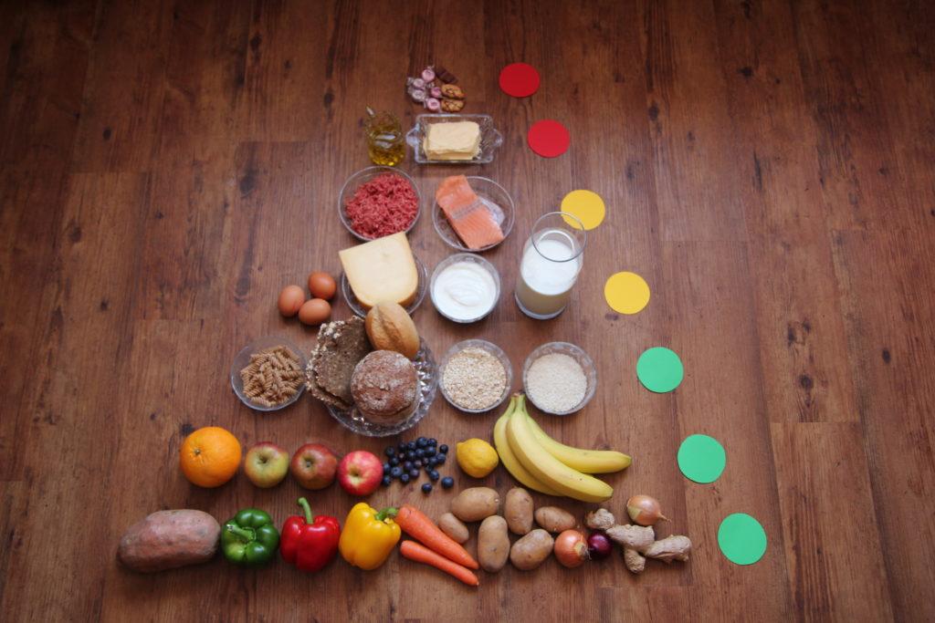 Gesunde kindliche Ernährung