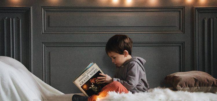 Warum Vorlesen so wertvoll ist…