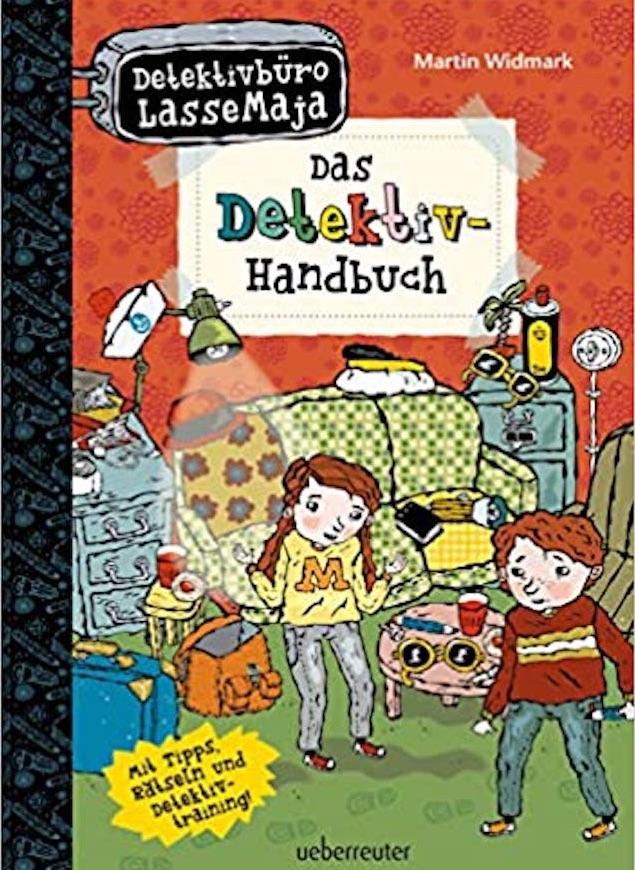 Detektivbüro LasseMaja – Das Detektiv – Handbuch