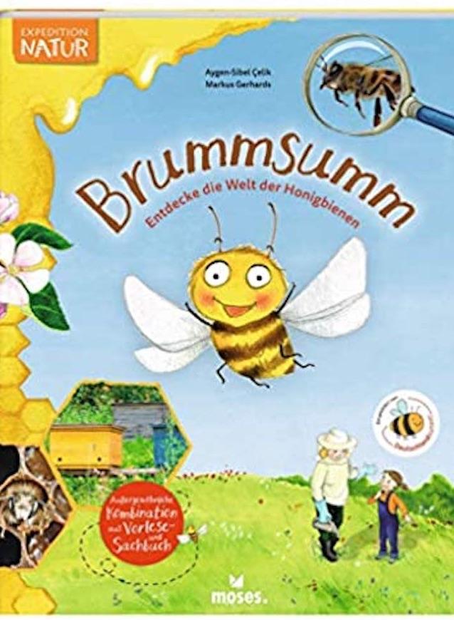 Brummsumm – Entdecke die Welt der Honigbienen